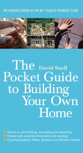 9780091926601: The Pocket Guide to Building Your Own Home