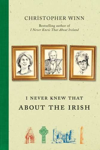 9780091926748: I Never Knew That About the Irish