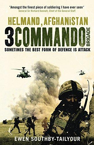 9780091926953: 3 Commando Brigade: Helmand, Afghanistan