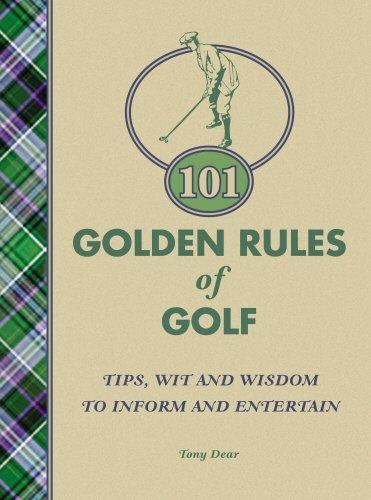 9780091927233: 101 Golden Rules of Golf