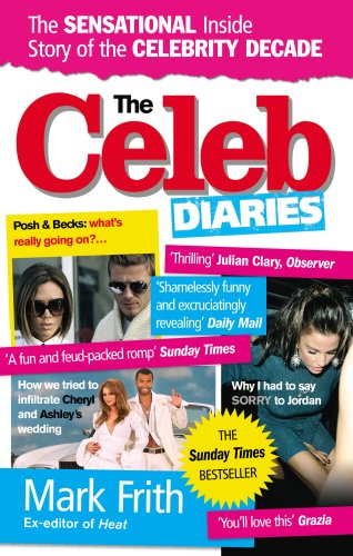 9780091928094: The Celeb Diaries: The Sensational Inside Story of the Celebrity Decade