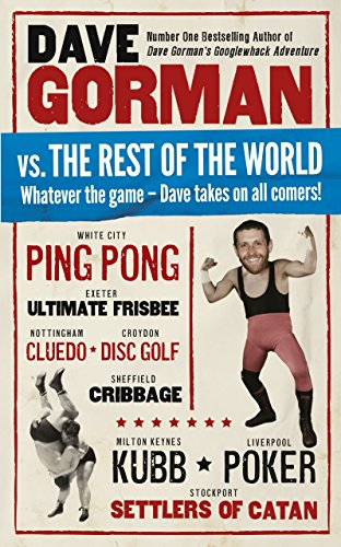 9780091928476: Dave Gorman vs The Rest of the World