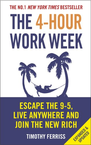 9780091929114: The 4-Hour Work Week: Escape the 9-5, Live Anywhere and Join the New Rich (Vermilion)