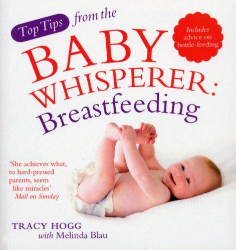 9780091929732: Breast-Feeding. Tracy Hogg with Melinda Blau