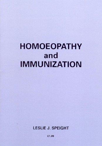 9780091929954: Homoeopathy And Immunization