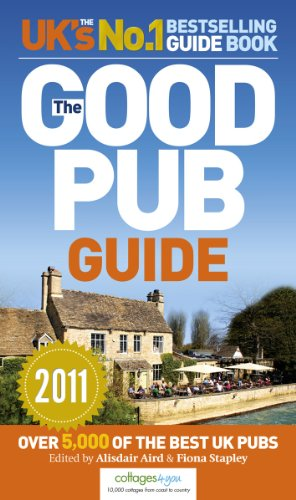 9780091930264: The Good Pub Guide 2011