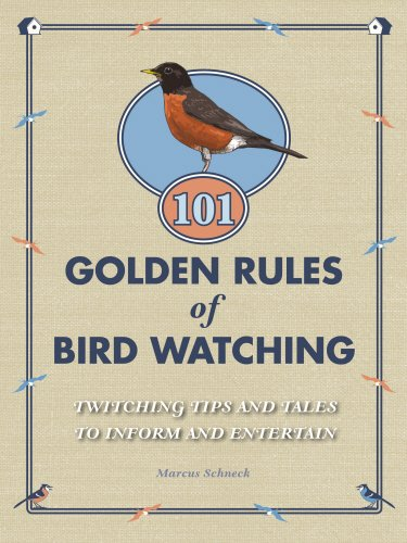 9780091930332: 101 Golden Rules of Birdwatching