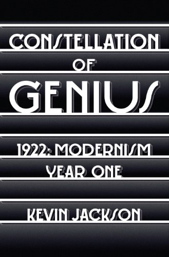 9780091930974: Constellation of Genius: 1922: Modernism and All That Jazz