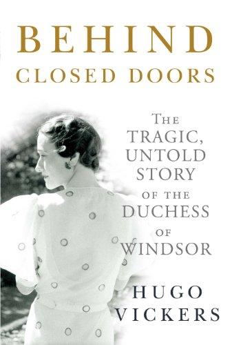 9780091931551: Behind Closed Doors