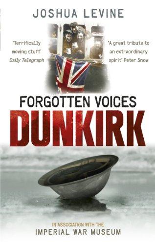 9780091932213: Forgotten Voices of Dunkirk