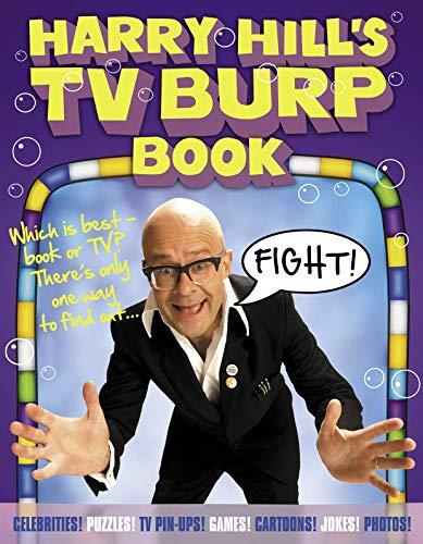 9780091932244: Harry Hill's TV Burp Book