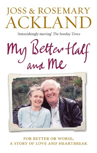9780091933470: My Better Half and Me
