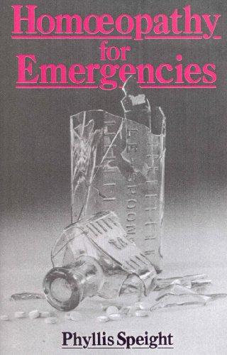 9780091934774: Homoeopathy for Emergencies