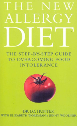 9780091934811: The New Allergy Diet: The Step-By-Step Guide to Overcoming Food Intolerance