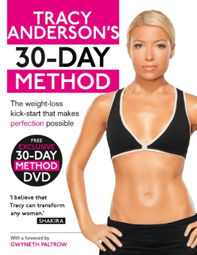 9780091935481: Tracy Anderson's 30-Day Method