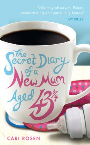 9780091935658: The Secret Diary of a New Mum Aged 43 1/4
