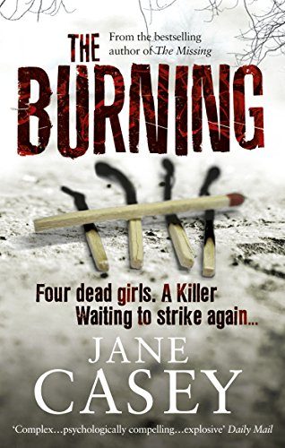 9780091936006: The Burning (Maeve Kerrigan)