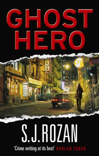 9780091936389: Ghost Hero. S.J. Rozan (Bill Smith/Lydia Chin)