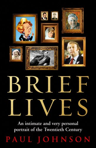 9780091936792: Brief Lives