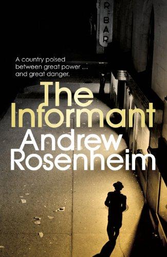 9780091937263: The Informant