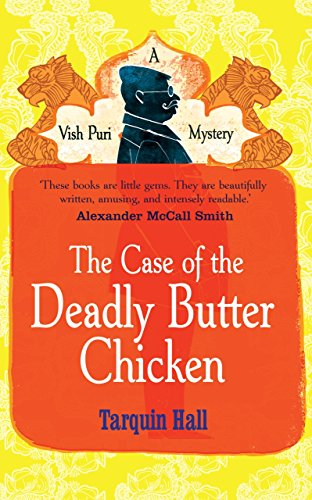 9780091937416: The Case of the Deadly Butter Chicken