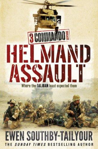 9780091937751: 3 Commando Brigade: Helmand Assault