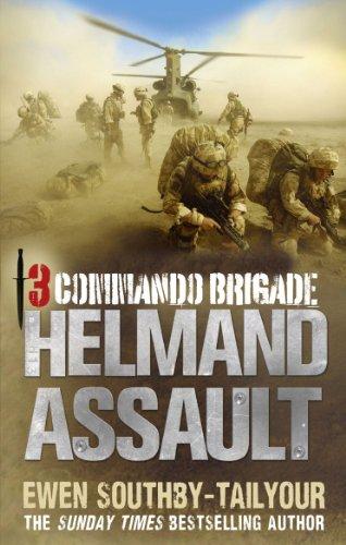 9780091937768: 3 Commando Brigade: Helmand Assault