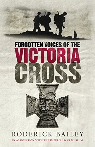 9780091938161: Forgotten Voices of the Victoria Cross
