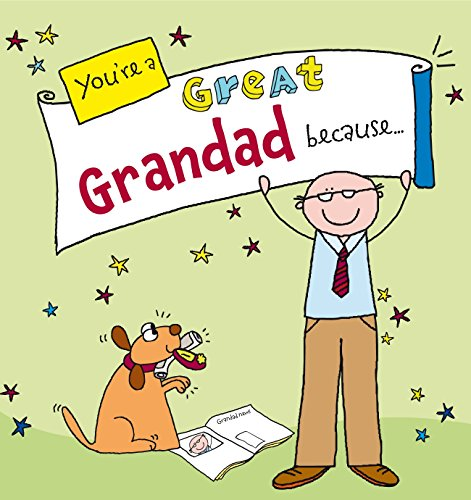 9780091938253: You're a Great Grandad Because. . . (Suga-Lumps Giftbook)