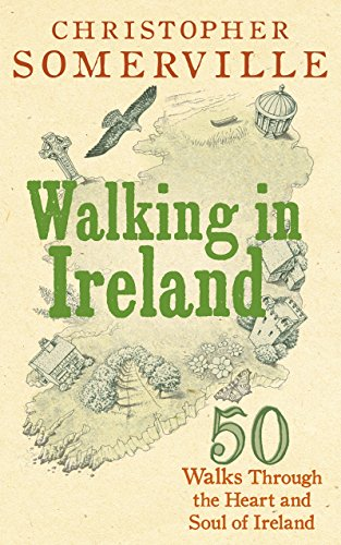 9780091938376: Walking in Ireland: 50 Walks Through the Heart and Soul of Ireland