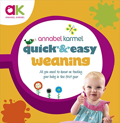 9780091940287: Quick and Easy Weaning