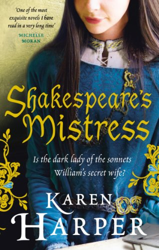 Shakespeare's Mistress (0091940427) by Karen Harper
