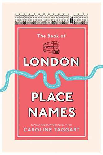 9780091940454: The Book of London Place Names