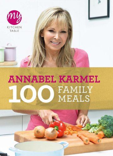 9780091940539: My Kitchen Table: 100 Family Meals