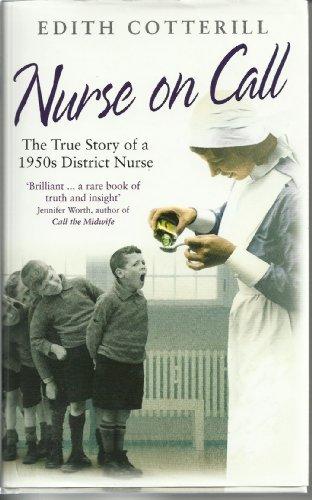 9780091941482: nurse on call