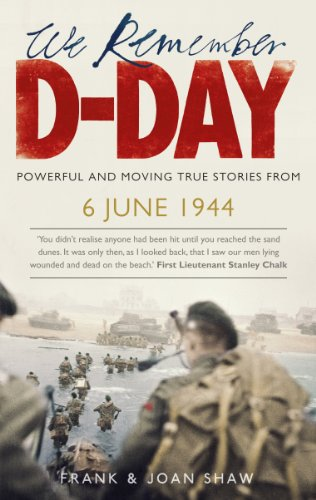 9780091941574: We Remember D-Day