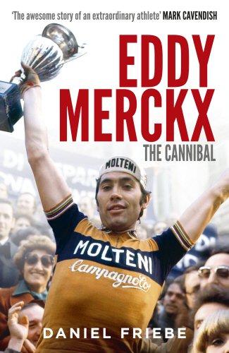 9780091943141: Eddy Merckx: The Cannibal