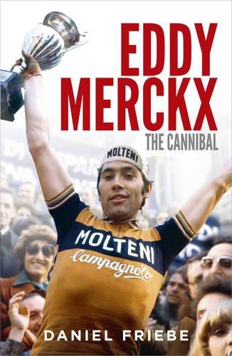 9780091943158: Eddy Merckx: The Cannibal
