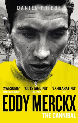 Eddy Merckx: The Cannibal (Paperback)