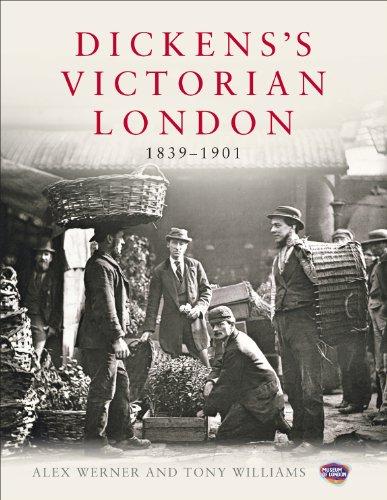 9780091943738: Dickens's Victorian London, 1839 - 1901
