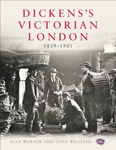 9780091943738: Dickens's Victorian London: 1839–1901