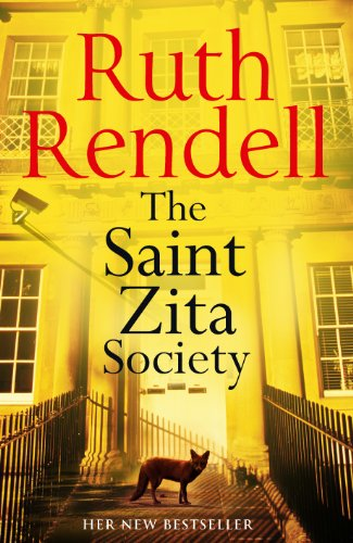 9780091944049: The Saint Zita Society