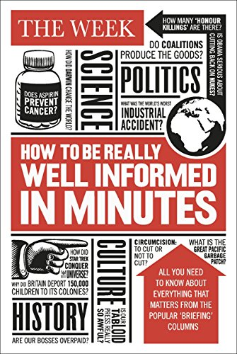 9780091947064: How to be Really Well Informed in Minutes