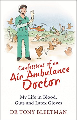 9780091947279: Confessions of an Air Ambulance Doctor