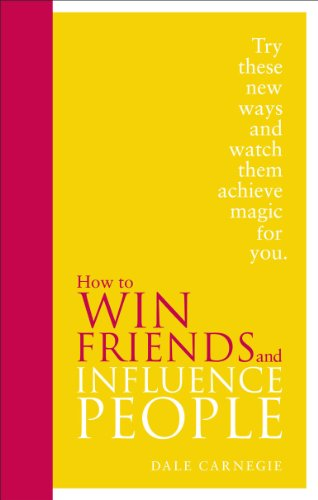 9780091947460: How to Win Friends and Influence People: Special Edition