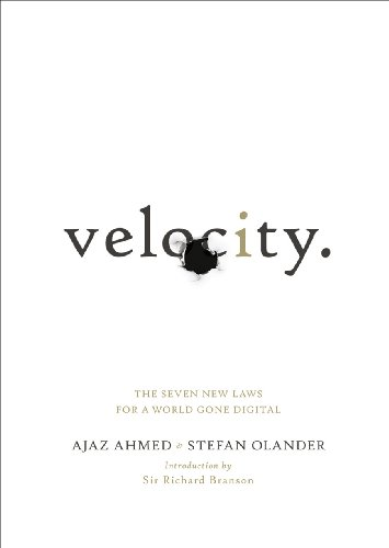 9780091947569: Velocity: The Seven New Laws for a World Gone Digital