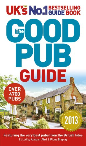 9780091948719: The Good Pub Guide 2013