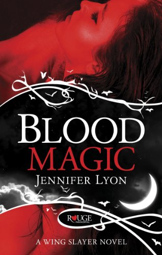9780091948788: Blood Magic: A Rouge Paranormal Romance