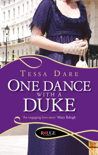 9780091948825: One Dance with a Duke a Rouge Re