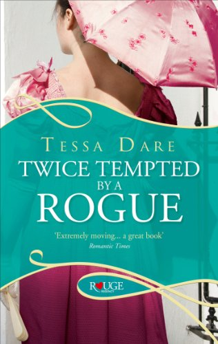 9780091948832: Twice Tempted by a Rogue: A Rouge Regency Romance